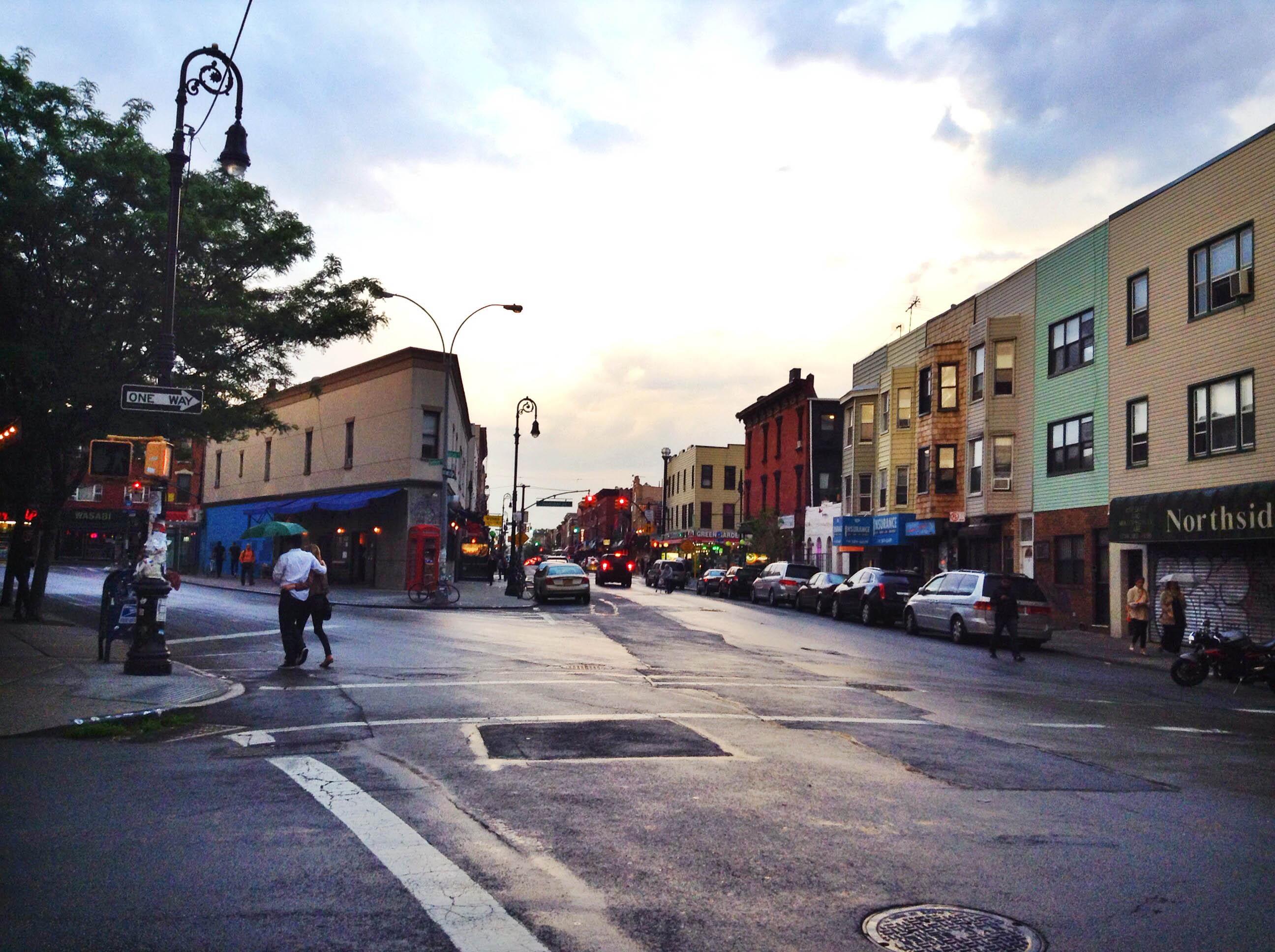 Bedford + Nassau