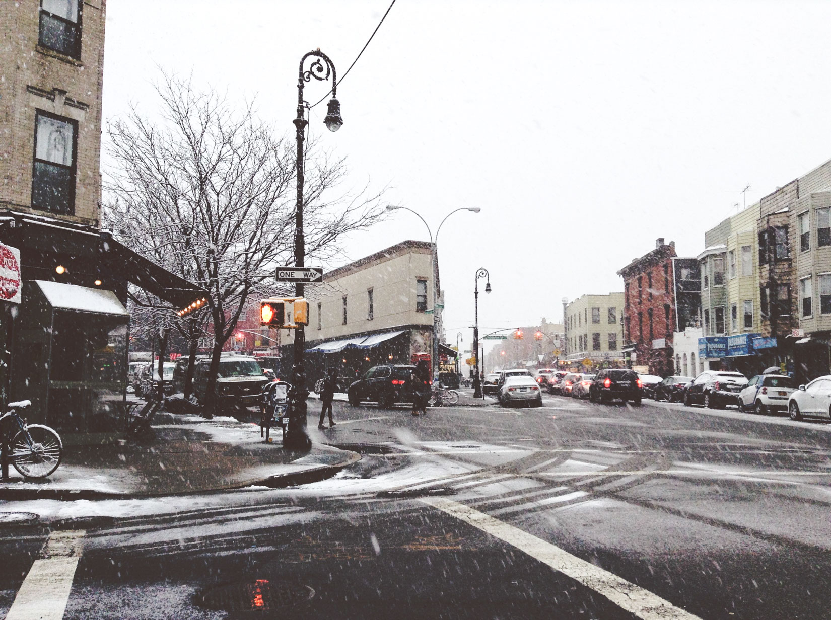 Brooklyn Snow