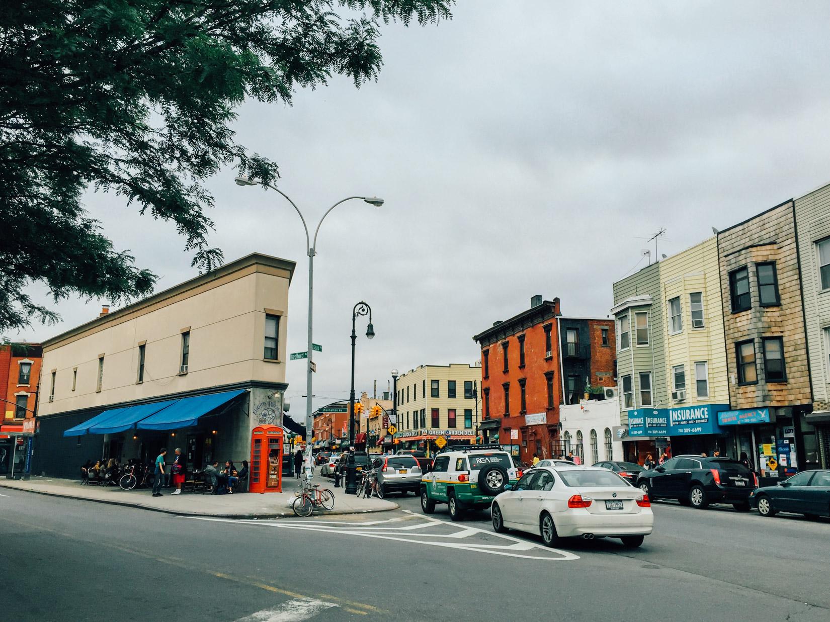 Bedford-Nassau Ave