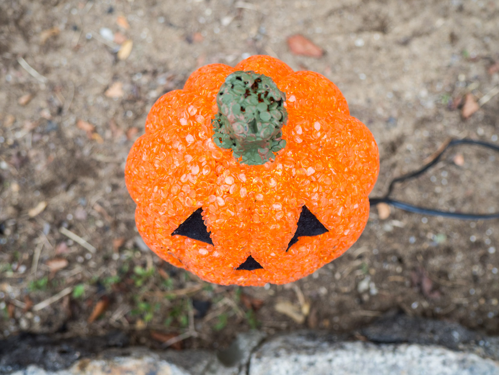 Halloween Jack O' Lantern Light
