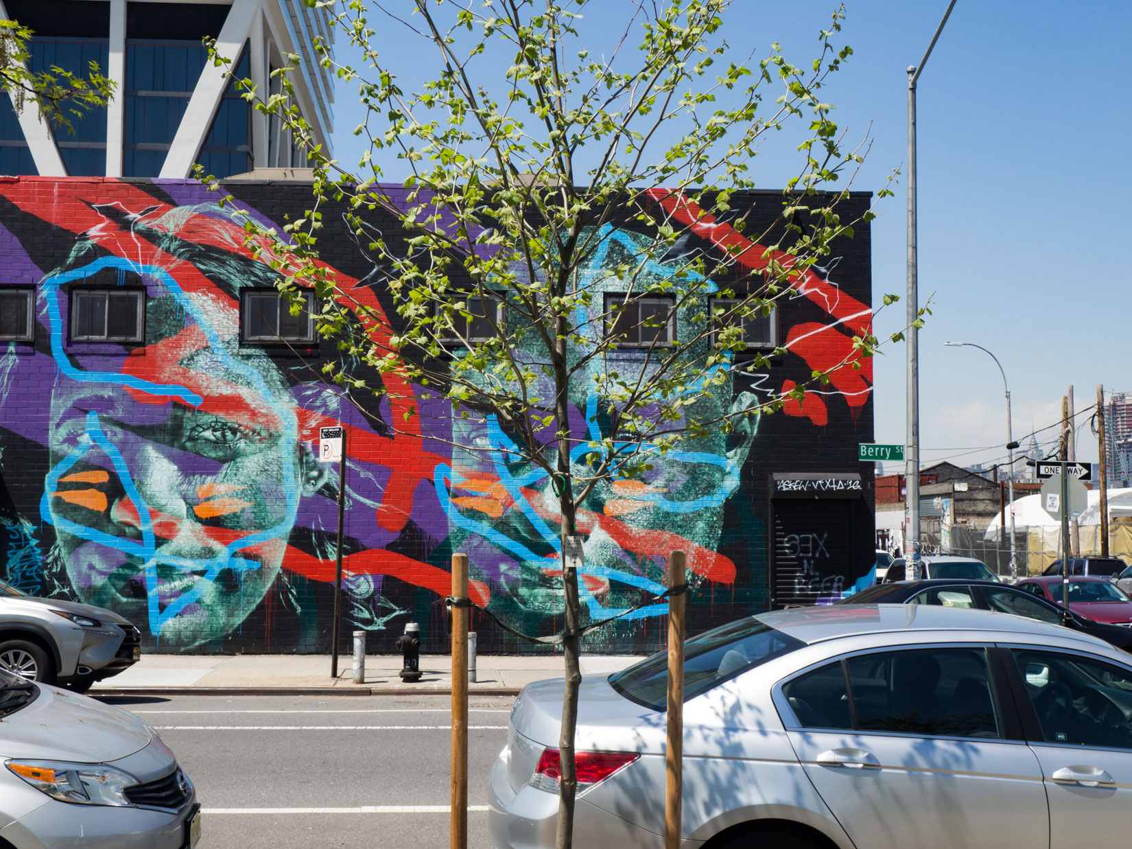 Brooklyn Street and Buildings