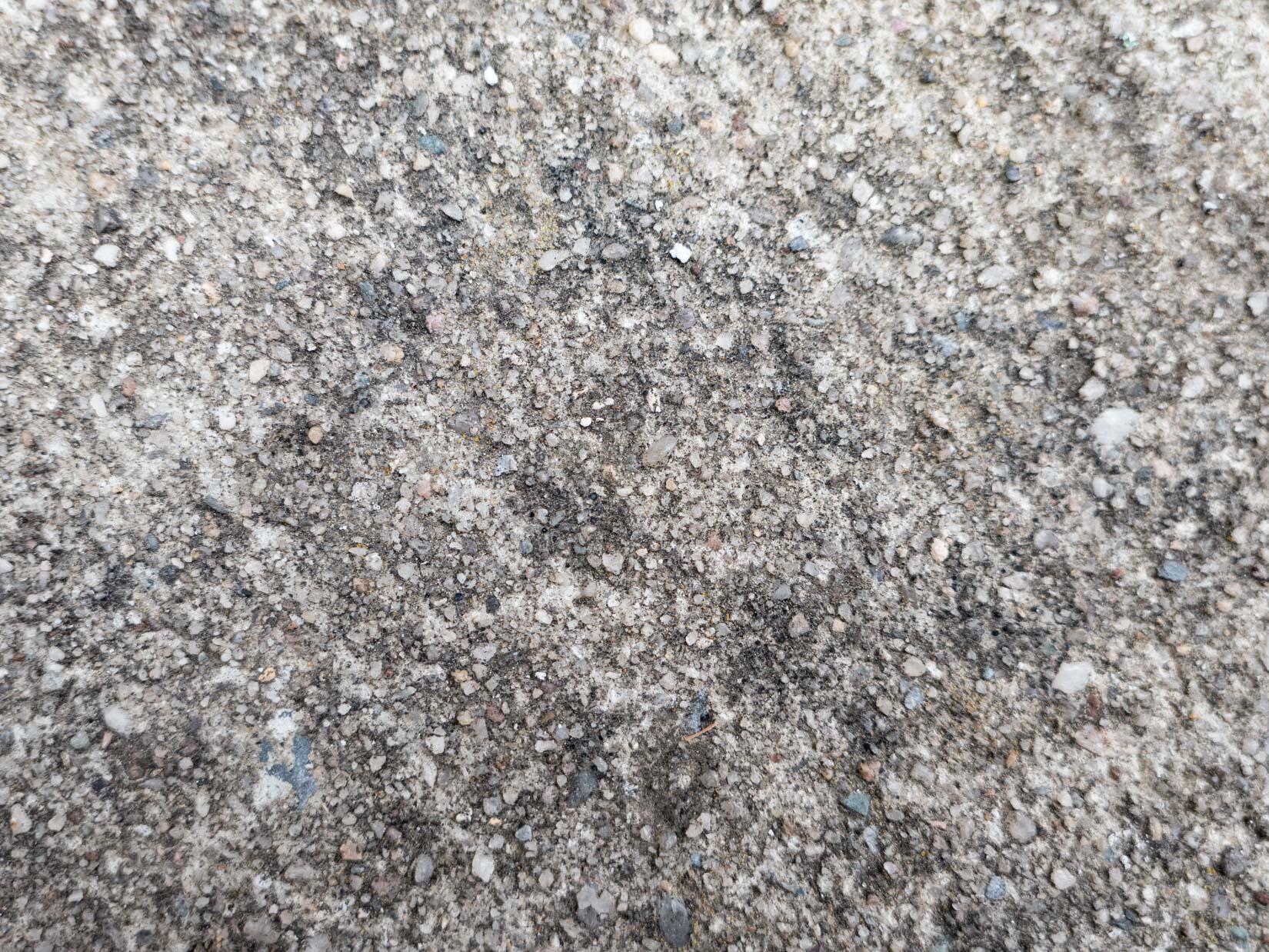 Rocks and Concrete