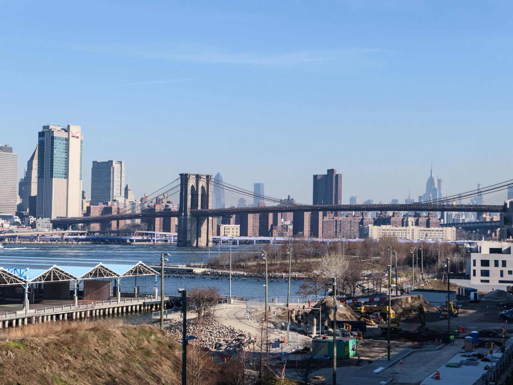 City Buildings and Bridge – MMT