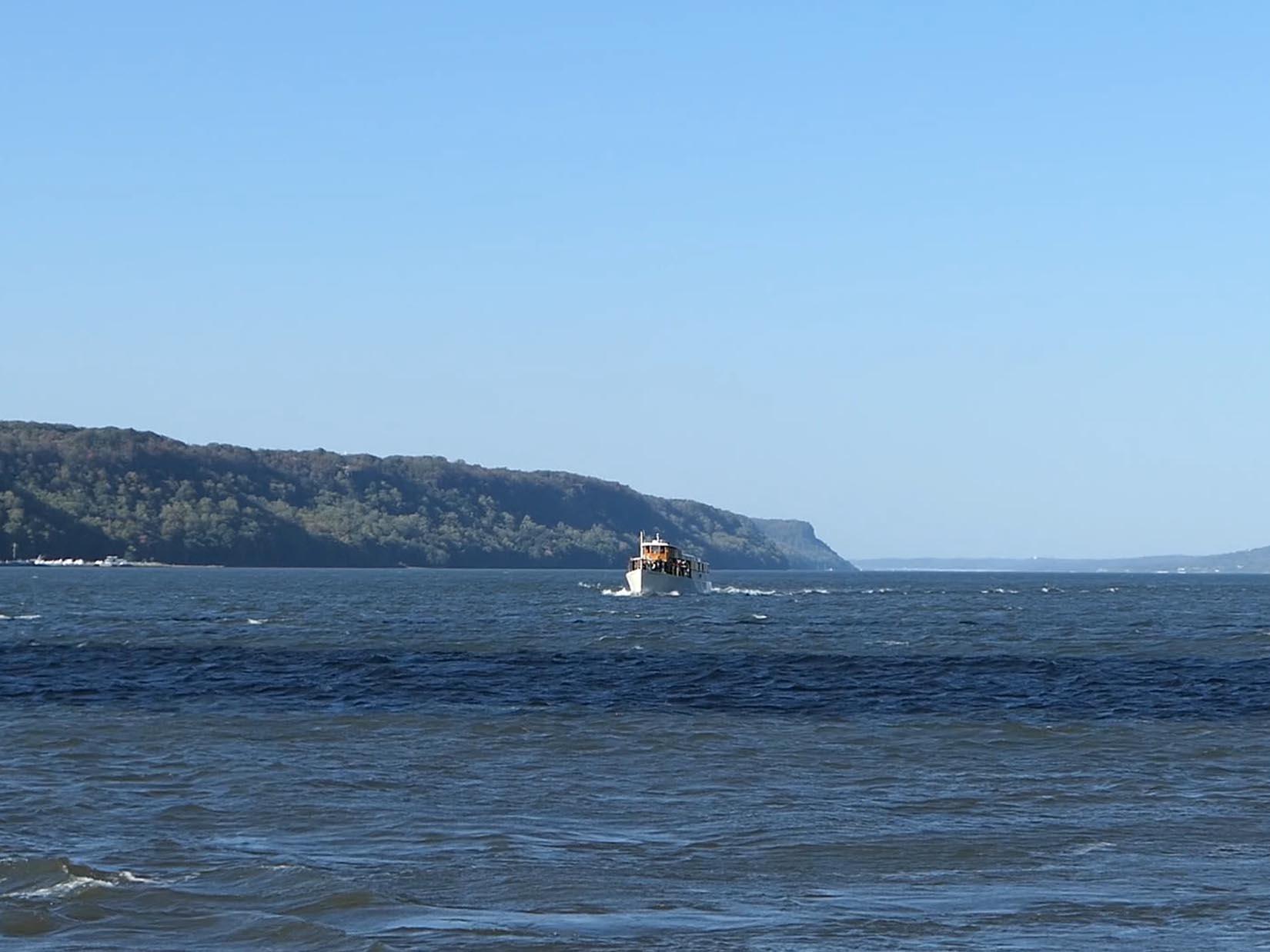 Boat in Ocean