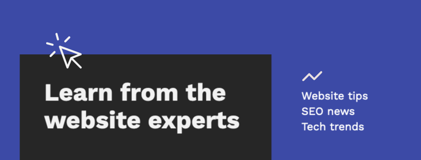 Learn from the Website Experts