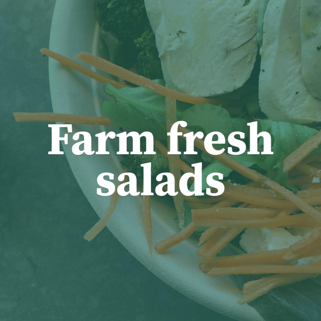 Farm Fresh Salads