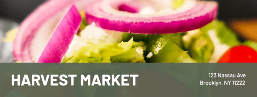 Harvest Market Cover