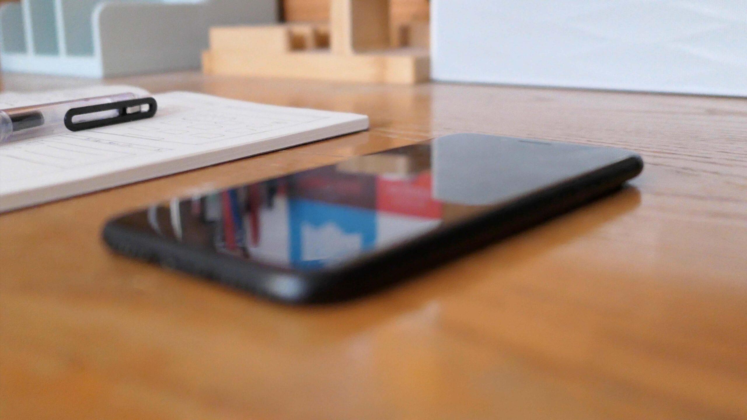 Desk in Focus